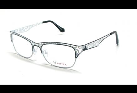 Lunettes de vue pour femme MARITZA Noir M 0260 NOIR/BLW 54/17