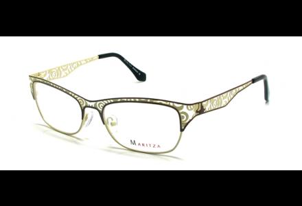 Lunettes de vue pour femme MARITZA Marron M 0260 MARRON/BRN 54/17