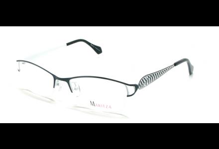Lunettes de vue pour femme MARITZA Noir M 0265 NOIR/BLW 52/17