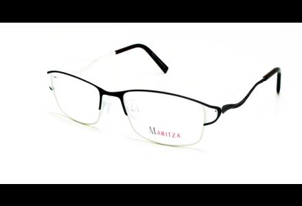 Lunettes de vue pour femme MARITZA Marron M 0278 MARRON/BRW 51/17