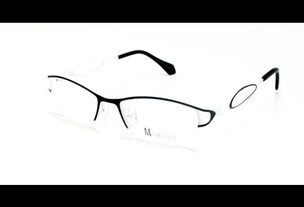 Lunettes de vue pour femme MARITZA Noir M 0280 NOIR/BLW 49/17