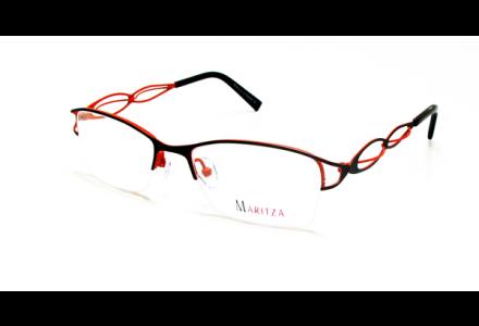 Lunettes de vue pour femme MARITZA Marron M 0281 MARRON/BRO 52/18