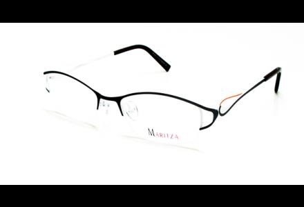 Lunettes de vue pour femme MARITZA Marron M 0282 MARRON/BRW 50/18