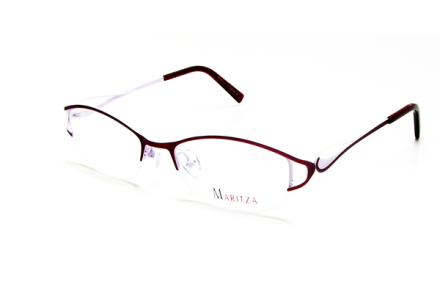 Lunettes de vue pour femme MARITZA Rose M 0282 ROSE/PNK 50/18