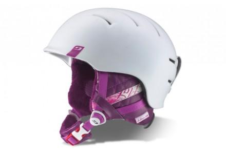 Casque de ski mixte JULBO Blanc META BLANC 56/58
