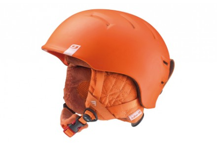 Casque de ski mixte JULBO Orange META ORANGE 60/62