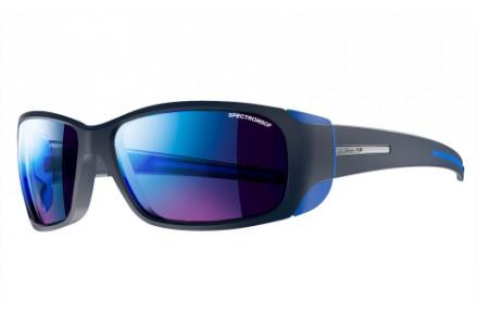 Lunettes de soleil pour homme JULBO Bleu MonteBianco Bleu foncé / Bleu - Spectron 3 CF