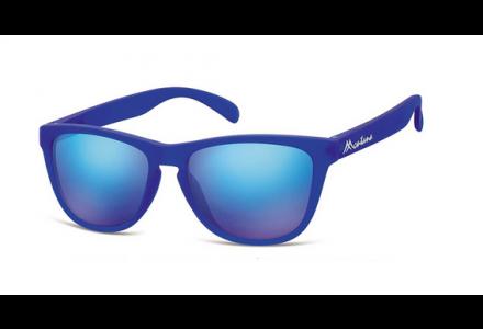 Lunettes de soleil mixte MONTANA Bleu MS31B BLEU 54/17