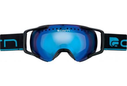 Masque de ski pour enfant CAIRN Noir Mat NEXT  Noir Mat SPX 3000