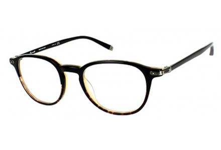Lunettes de vue pour homme FACONNABLE Noir NV 236 NOEC 48/20