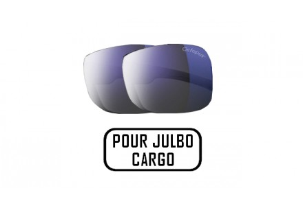 Lunettes de soleil mixte JULBO Noir Verres OCTOPUS pour Julbo CARGO