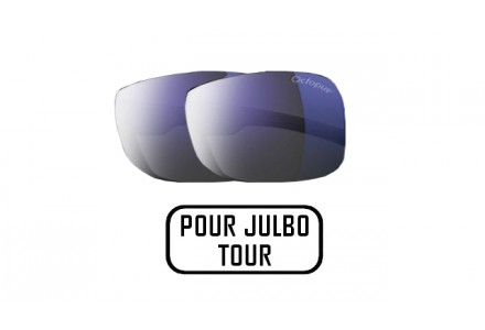 Lunettes de soleil mixte JULBO Noir Verres OCTOPUS pour Julbo TOUR