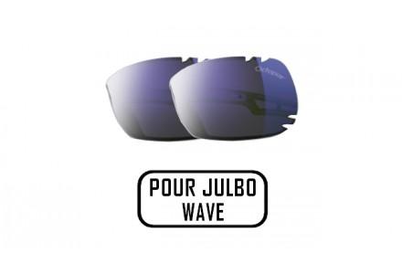 Lunettes de soleil mixte JULBO Noir Verres OCTOPUS pour Julbo WAVE