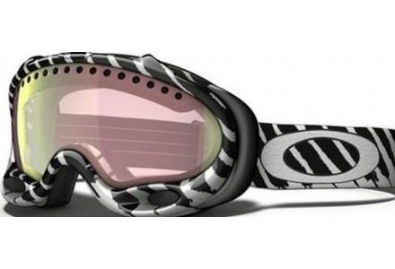 Masque de ski mixte OAKLEY Noir Blanc OO 7001 A-FRAME 57-423