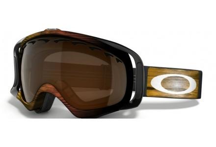 Masque de ski mixte OAKLEY Noir OO 7005N CROWBAR 59-179