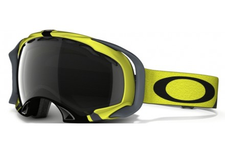 Masque de ski mixte OAKLEY Jaune OO 7022 SPLICE 59-511