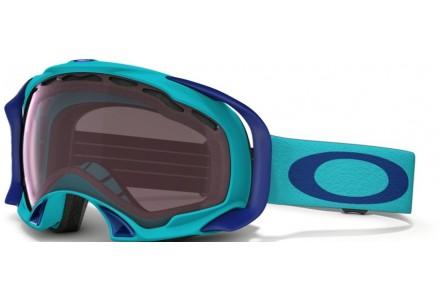Masque de ski mixte OAKLEY Bleu OO 7022 SPLICE 59-519
