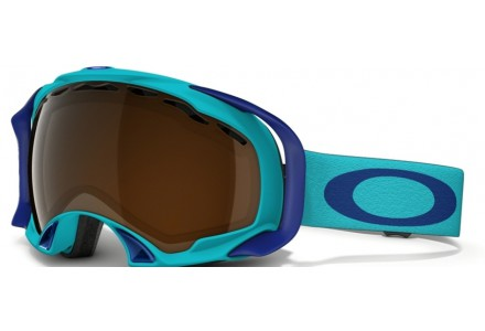 Masque de ski mixte OAKLEY Bleu OO 7022 SPLICE 59-613