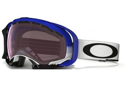 Masque de ski mixte OAKLEY Bleu OO 7022 SPLICE 59-740