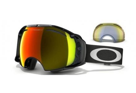 Masque de ski pour homme OAKLEY Noir OO 7037 AIRBRAKE 57-701