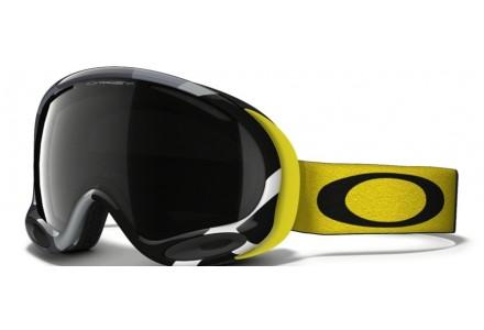 Masque de ski mixte OAKLEY Noir OO 7044 A-FRAME 2.0 59-565