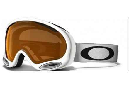 Masque de ski mixte OAKLEY Blanc OO 7044 A-FRAME 2.0 59-638