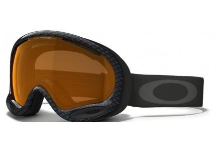 Masque de ski mixte OAKLEY Noir Mat OO 7044 A-FRAME 2.0 59-640