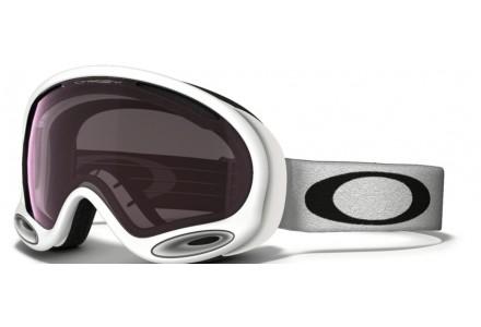 Masque de ski mixte OAKLEY Blanc OO 7044 A-FRAME 2.0 59-747