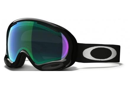 Masque de ski mixte OAKLEY Noir OO 7044 A-FRAME 2.0 704401