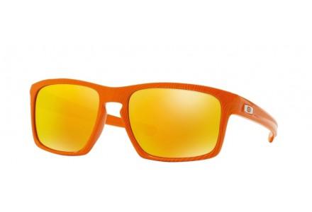 Lunettes de soleil pour homme OAKLEY Orange OO 9262-16 SLIVER 57/18