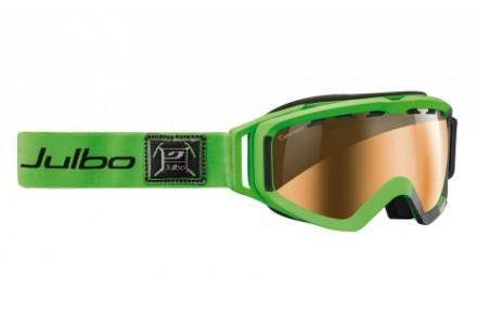 Masque de ski mixte JULBO Vert ORBITER Vert / Noir / Gris mat Caméleon