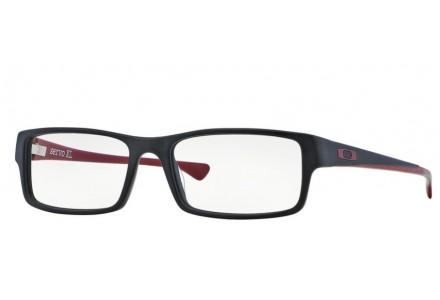Lunettes de vue pour homme OAKLEY Noir Mat OX 1066-04 SERVO 55/18
