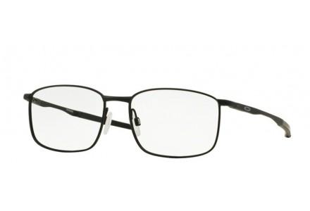 Lunettes de vue pour homme OAKLEY Noir Mat OX 3204-02 TAPROOM 53/17