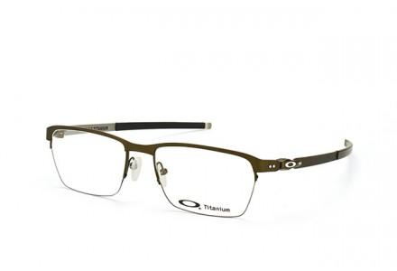 Lunettes de vue pour homme OAKLEY Marron OX 5099-03 53/18