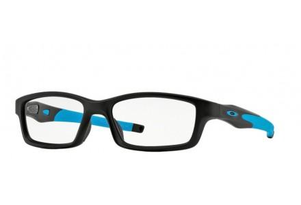 Lunettes de vue pour homme OAKLEY Noir OX 8027-01 CROSSLINK 53/17