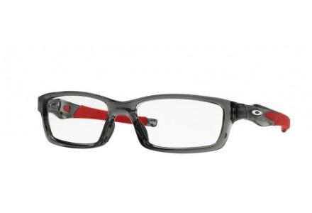 Lunettes de vue pour homme OAKLEY Gris OX 8027-802714 CROSSLINK 53/17