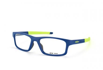 Lunettes de vue pour homme OAKLEY Bleu OX 8037-07 52/18