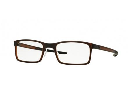 Lunettes de vue pour homme OAKLEY Marron OX 8047-04 MILESTONE 2.0 52/19