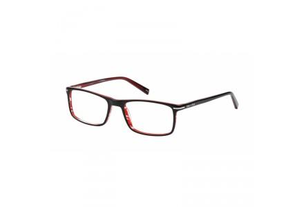 Lunettes de vue pour homme EDEN PARK Rouge P 3036 4789 55/19
