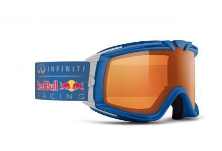 Masque de ski pour enfant RED BULL Bleu PADDOCK SUN RACE 008S