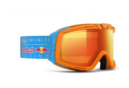 Masque de ski pour enfant RED BULL Bleu PADDOCK FIRE RACE 009S