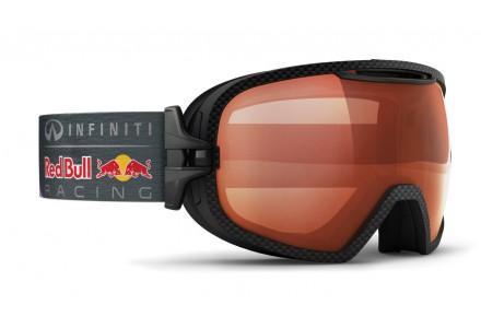 Masque de ski mixte RED BULL Noir PARABOLICA ICE RACE 003S