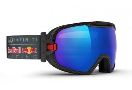 Masque de ski mixte RED BULL Noir PARABOLICA SKY RACE 006S