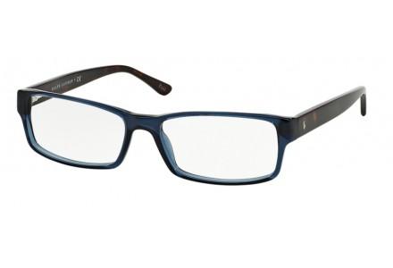 Lunettes de vue pour homme RALPH LAUREN Bleu PH 2065 5276 56/16