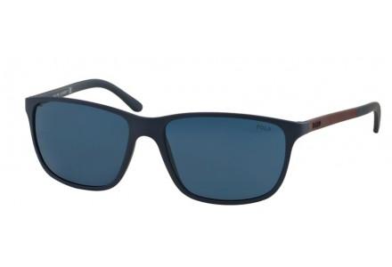 Lunettes de soleil pour homme RALPH LAUREN Bleu PH 4092 550680 58/16