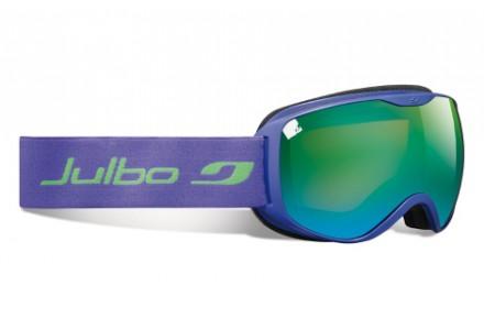 Masque de ski mixte JULBO Violet PIONEER Violet / Vert Spectron 3+