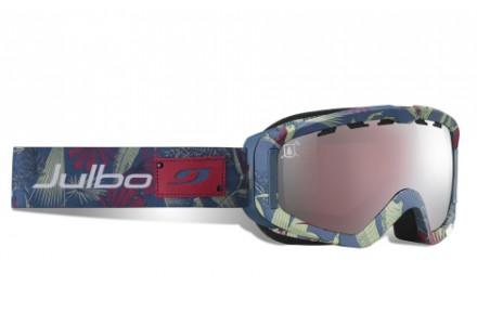 Masque de ski mixte JULBO Bleu PLANET Tropical bleu