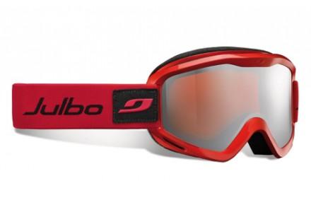 Masque de ski mixte JULBO Rouge PLASMA ROUGE Spectron 3 Miroir