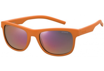 Lunettes de soleil mixte POLAROID Orange PLD 6015/S H0A OZ 51/19