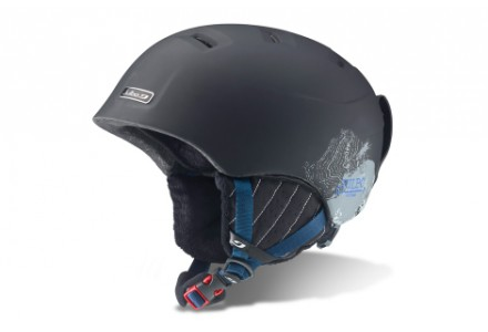 Casque de ski mixte JULBO Noir POW NOIR 60/62